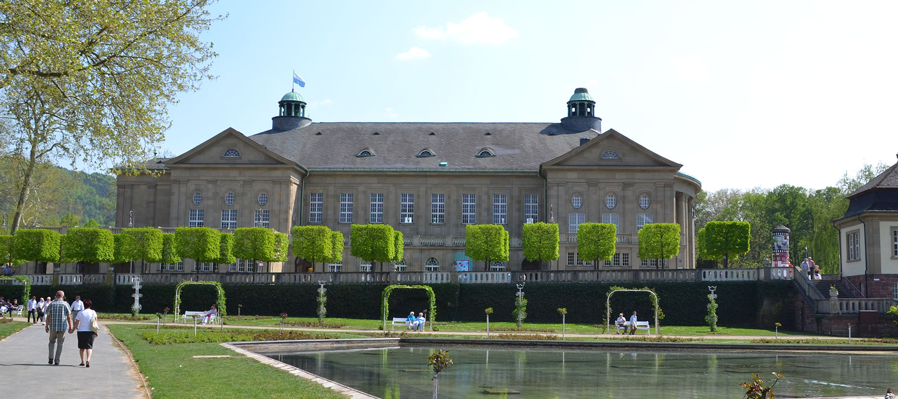 Regentenbau Bad Kissingen